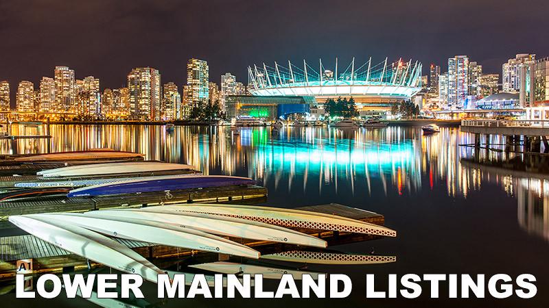 Lower Mainland Listings